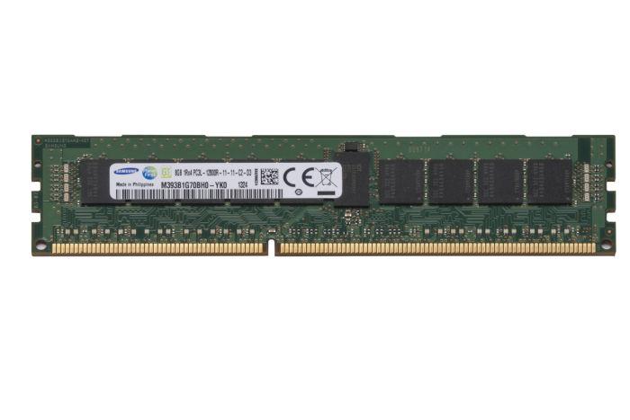 Samsung 8GB PC3L-12800R M393B1G70BH0-YK0 Ref
