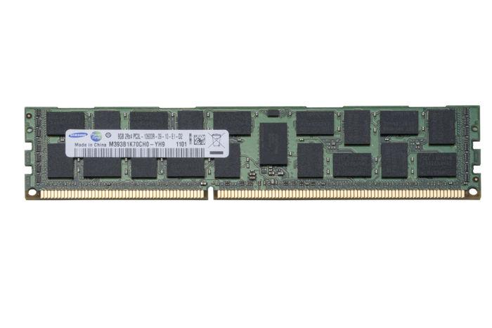 Samsung 8GB PC3L-10600R M393B1K70CH0-YH9 Ref