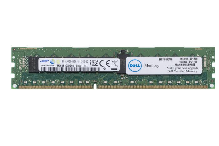 Dell 8GB PC3-14900R T0F69 Ref