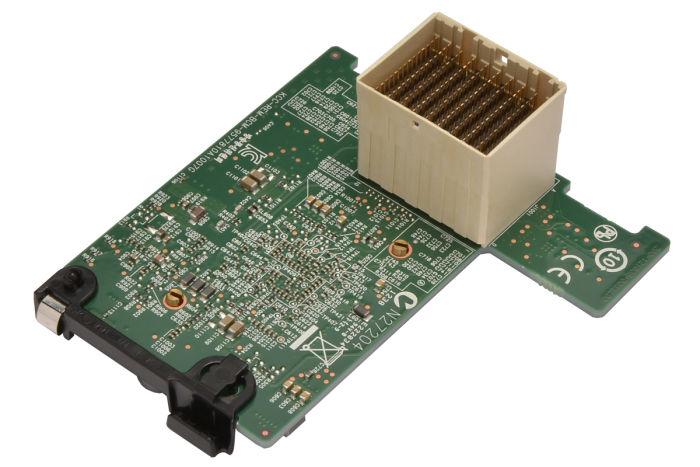 Dell Broadcom 57810S 10Gb Dual Port Mezzanine Card - 55GHP - Ref