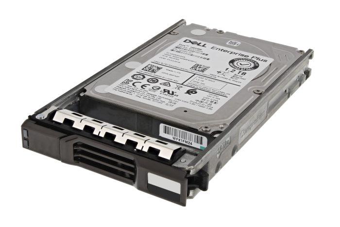"""Dell Compellent 1.2TB SAS 10k 2.5"""" 12G E/P Hard Drive MFK2F"""