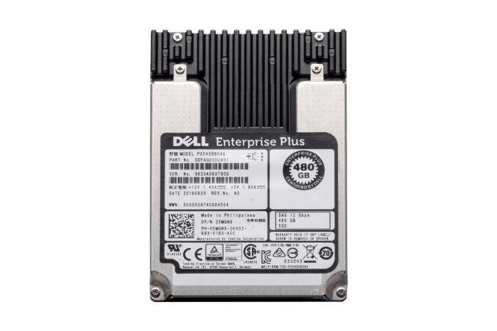 "Compellent 480GB SSD SAS 2.5"" 12G eMLC Read Intensive 5MGN8"