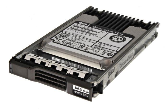 "Compellent 480GB SSD SAS 2.5"" 12G Read Intensive XP6MK - New Pull"
