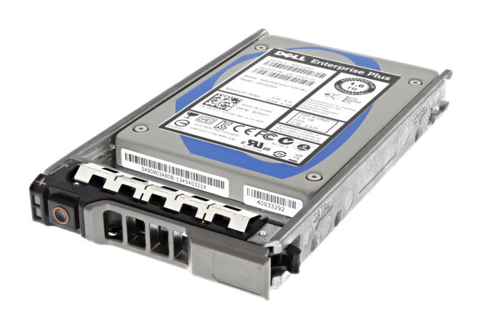 "Compellent 1.6TB SSD SAS 2.5"" MLC Hard Drive 82FG7 - Grade B"