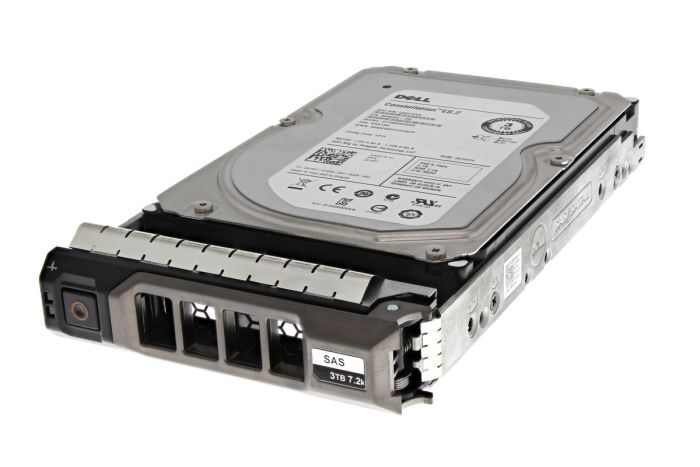 """Dell 3TB SAS 7.2k 3.5"""" 6G Hard Drive 91K8T Ref"""