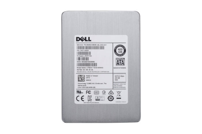 """Dell 400GB SSD SATA 2.5"""" 6G MLC Mixed Use 949GX"""