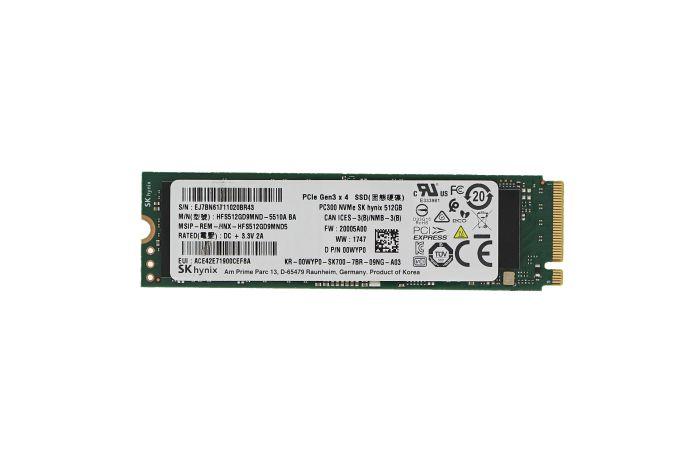 Dell 512GB SSD M.2 NVMe PCIe  0WYP0