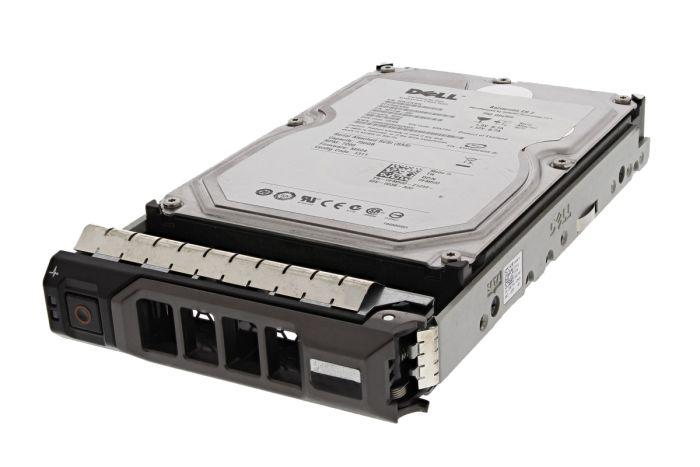 "Dell 750GB SAS 7.2k 3.5"" 3G Hard Drive FM500 Ref"