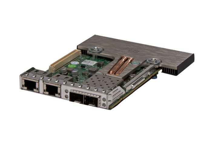 Dell Broadcom 57800S 1/10Gb RJ-45/SFP+ Quad Port RNDC - 165T0 - Ref