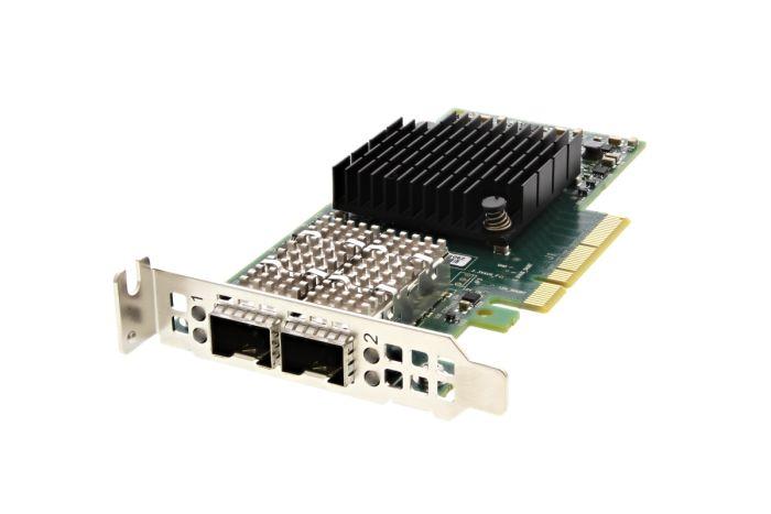 Dell Mellanox CX4121C CONNECTX-4LX 25Gb Dual Port Low Profile NIC - 20NJD - Ref