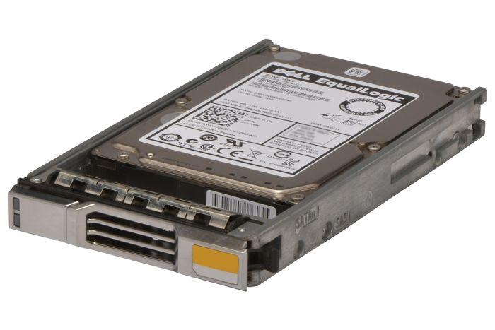 "Dell EqualLogic 300GB SAS 15k 2.5"" 12G Hard Drive GM1R8 in PS6100 Caddy"