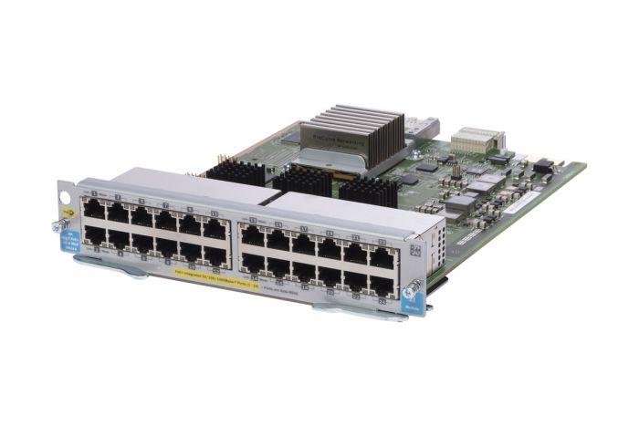 HP ProCurve J9534A 24x 1GB PoE+ v2 zl Module