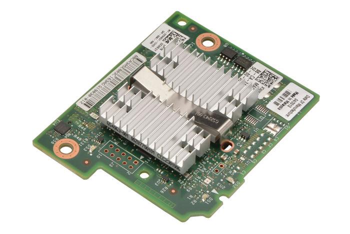 Dell Intel X520-k 10Gb Dual Port BNDC - XWKGY - Ref
