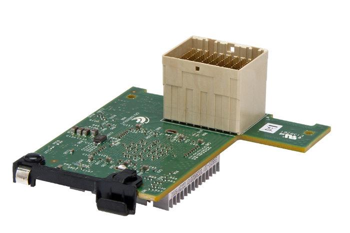 Dell Intel X520-x/k 10Gb Dual Port Mezzanine Card - 4KT53 - Ref