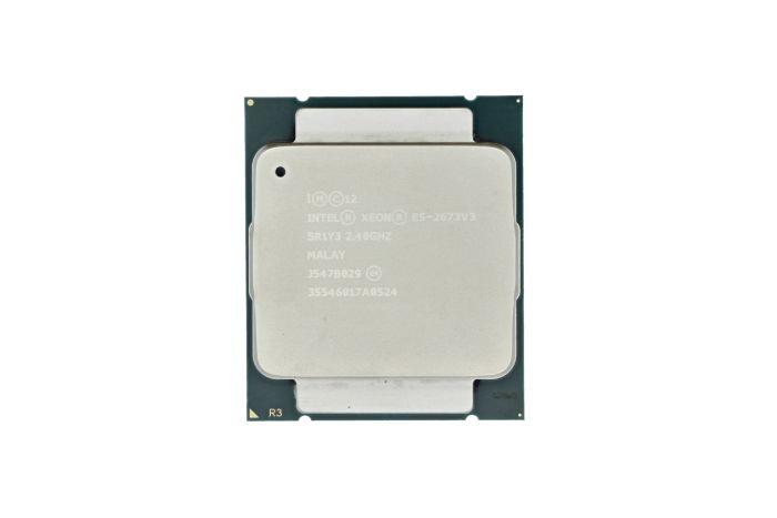 Intel Xeon E5-2673  v3 2.40GHz 12-Core CPU SR1Y3