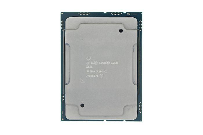 Intel Xeon Gold 6146 3.20GHz 12-Core CPU SR3MA