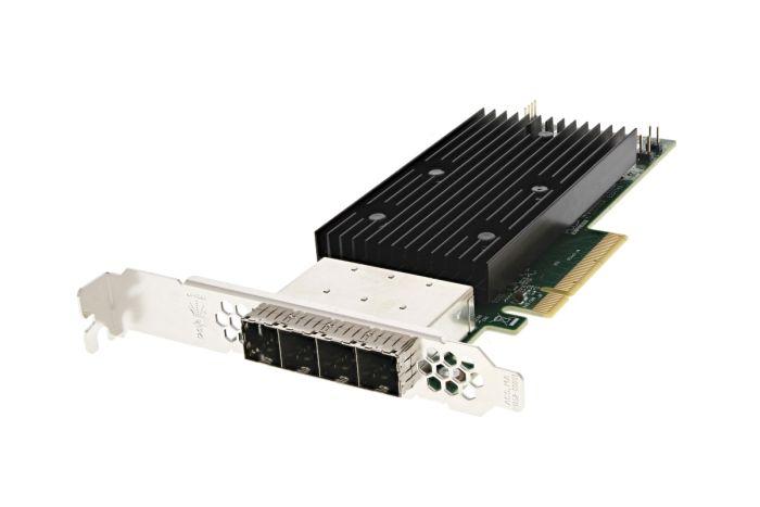 Dell LSI SAS 9305-16e 12Gb Quad Port Full Height HBA - 65YGV
