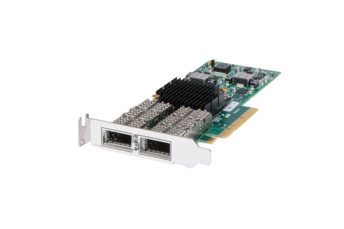 Dell Mellanox MHQH29-XTC 40Gb Dual Port Low Profile Network Card - R9GYC - Ref