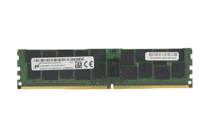 Micron 32GB PC4-2133P-L 4Rx4 MTA72ASS4G72LZ-2G1 Ref