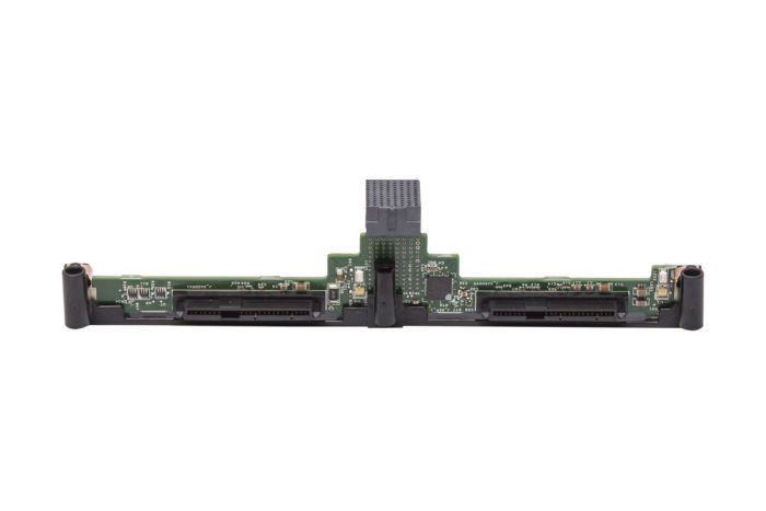 "Dell PowerEdge M520 M620 1x2 2.5"" SATA Hard Drive Backplane CYK8N"