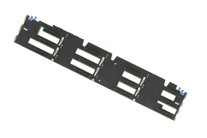 "Dell PowerEdge R720XD 1x12 3.5"" SATA SAS Hard Drive Backplane PGXHP"