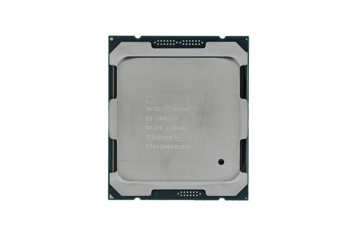 Intel Xeon E5-2603 v4 1.70GHz 6-Core CPU SR2P0