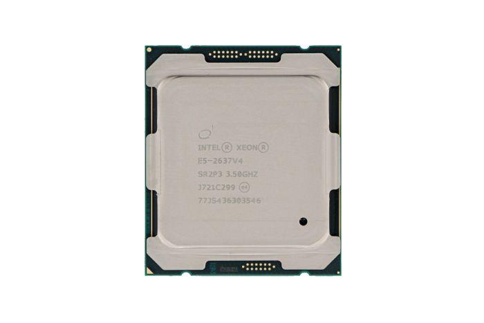 Intel Xeon E5-2637 v4 3.50GHz Quad-Core CPU SR2P3