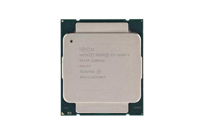 Intel Xeon E5-2680 v3 2.50GHz 12-Core CPU SR1XP