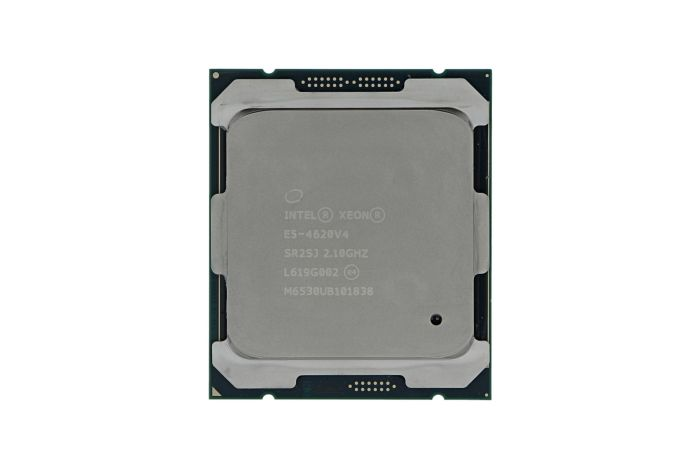 Intel Xeon E5-4620 v4 2.10GHz 10-Core CPU SR2SJ