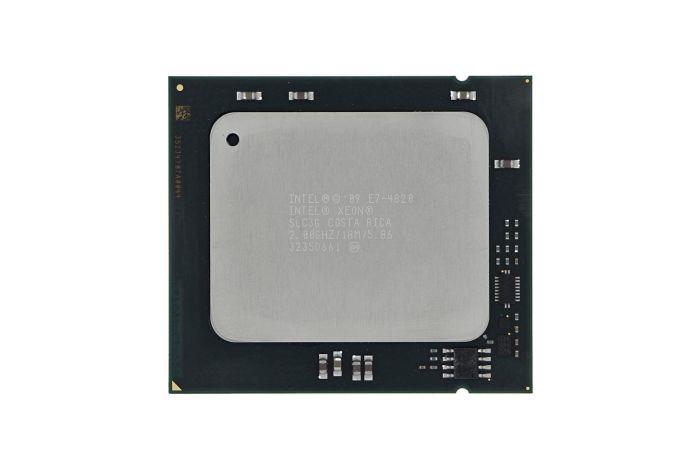 Intel Xeon E7-4820 2.00GHz 8-Core CPU SLC3G