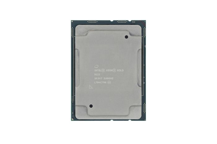 Intel Xeon Gold 5122 3.60GHz Quad-Core CPU SR3AT