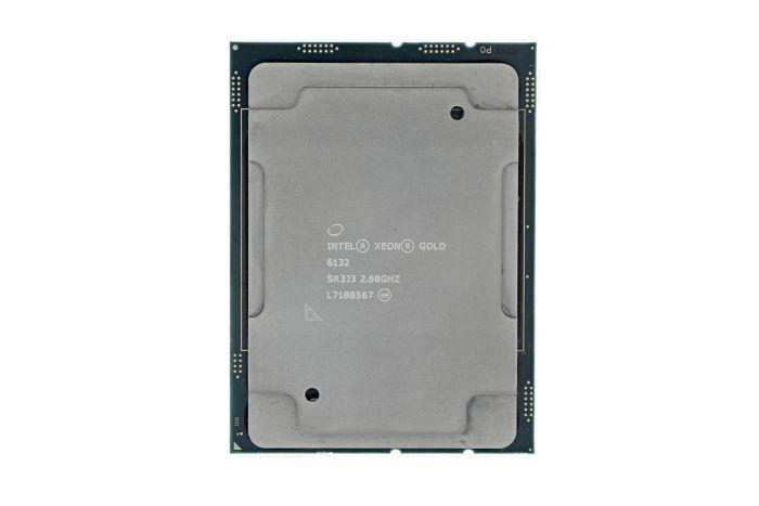 Intel Xeon Gold 6132 2.60GHz 14-Core CPU SR3J3
