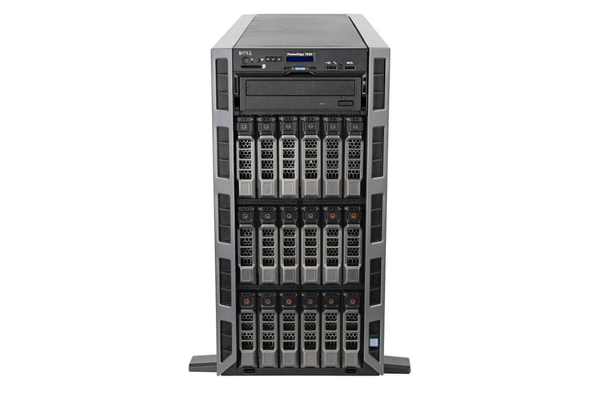 Build To Order Dell Tower Server