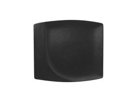 Neliölautanen musta 32x29 cm