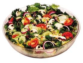 Salaattikulho kirkas 10,6 L