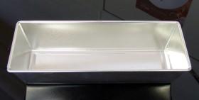 Leipävuoka tinattu 31x11,6x7,1 cm 2 L
