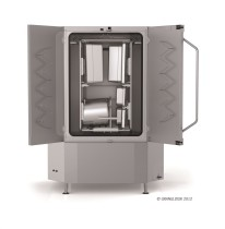 Raepatapesukone Granule Maxi Flow System