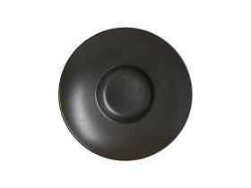 Kulholautanen musta Ø 27 cm