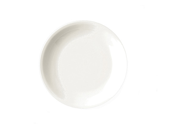 Lautanen syvä kapea reuna Ø 22 cm