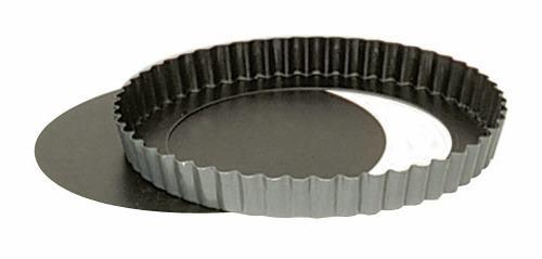 Piirakkavuoka pinnoitettu irtopohja Ø 280 mm
