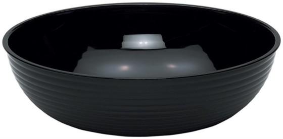 Kulho musta Ø 38 cm 10,6 L
