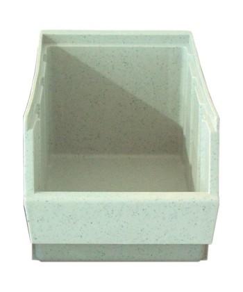 Aterinlaatikko irrallinen harmaa 13x30,5x11 cm