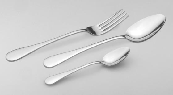 Ruokalusikka 206 mm
