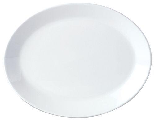Lautanen soikea P 31 cm