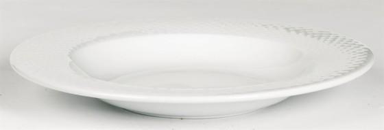 Lautanen syvä Fasett Ø 23 cm