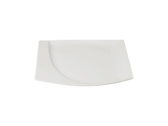 Lautanen suorakaide 32x29 cm