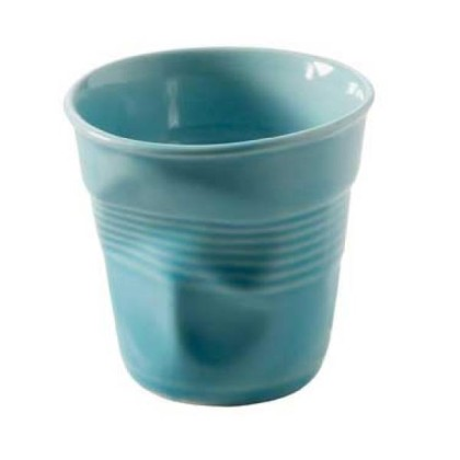 Cappuccinokuppi turkoosi 18 cl