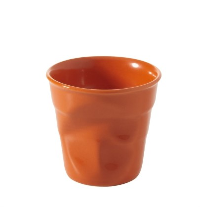 Cappuccinokuppi oranssi 18 cl