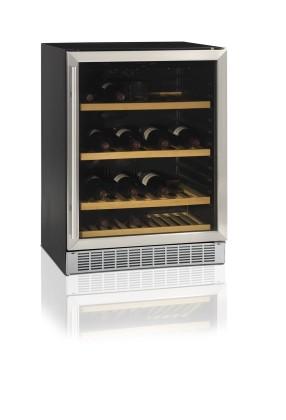 Lasiovellinen viinikaappi TFW160S