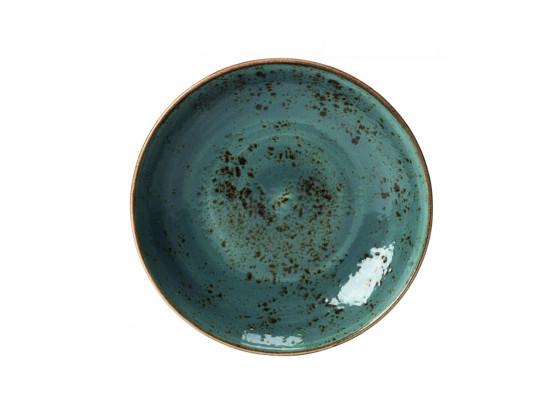 Lautanen syvä sininen Ø 20,5 cm